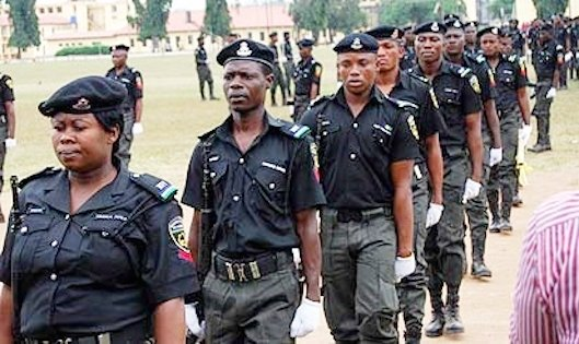 Nigerian Police Force Shortlisted Candidates