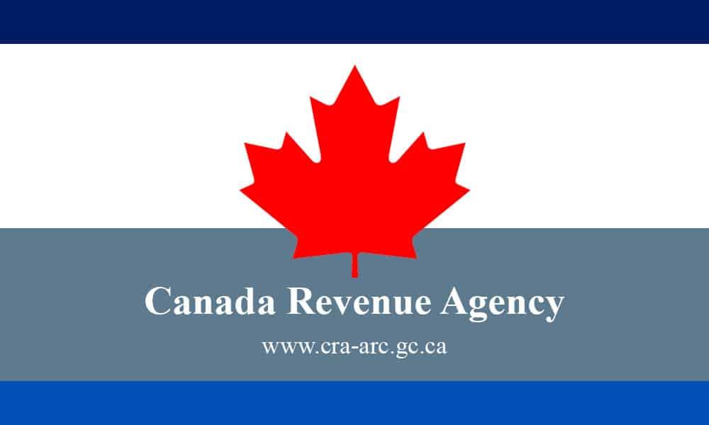 CRA Revenue Login