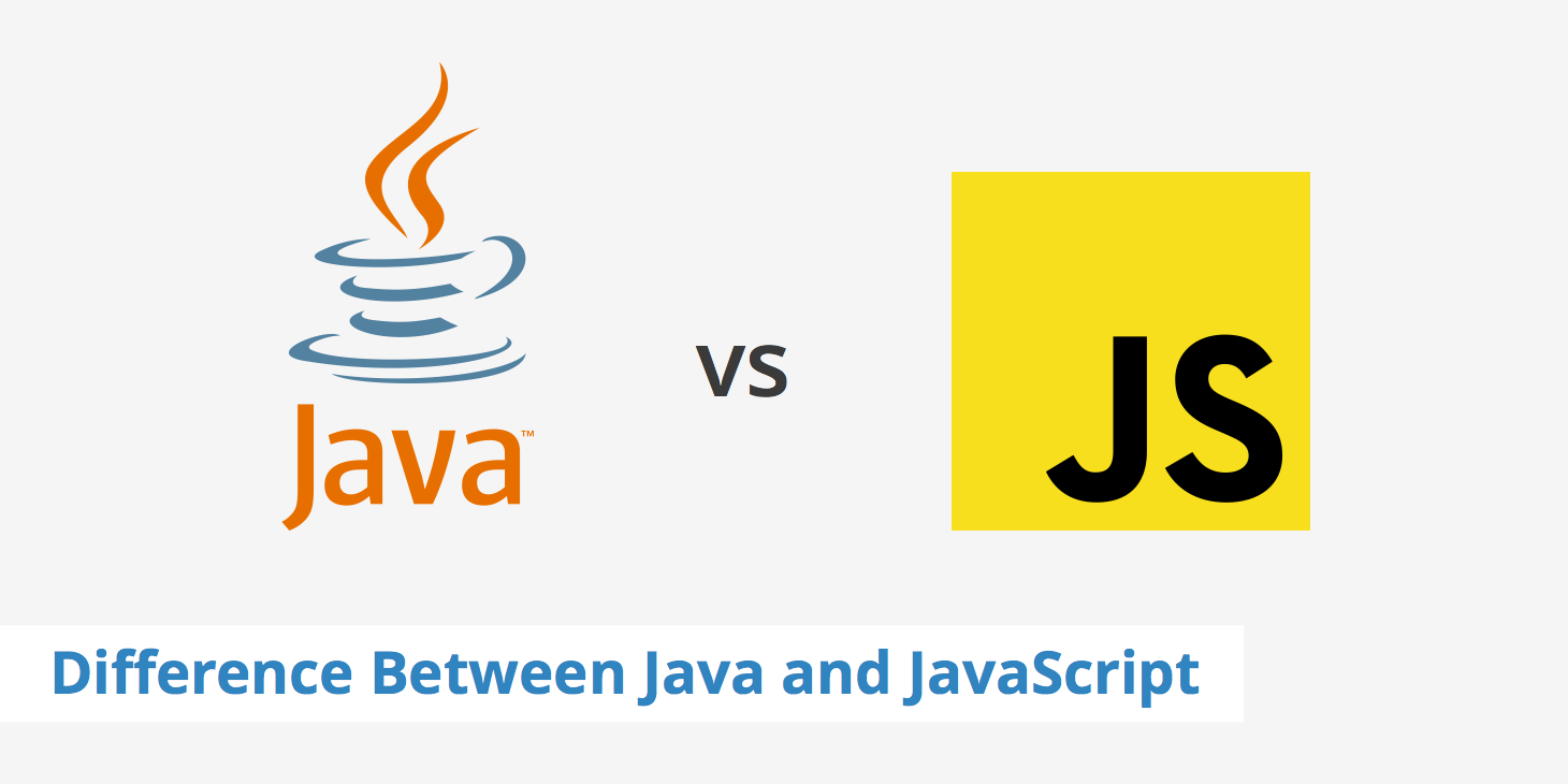10 Notable Differences Between Java and JavaScript