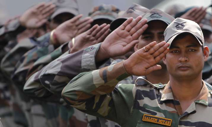 Indian Army Soldier 12th Pass Application