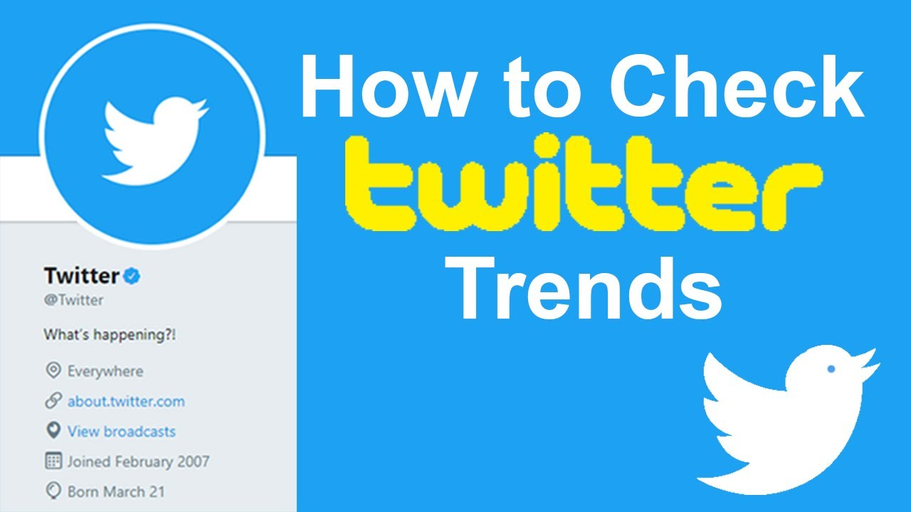 Trending on Twitter Nigeria Today Follow Top 8 Twitter Trends Right Now