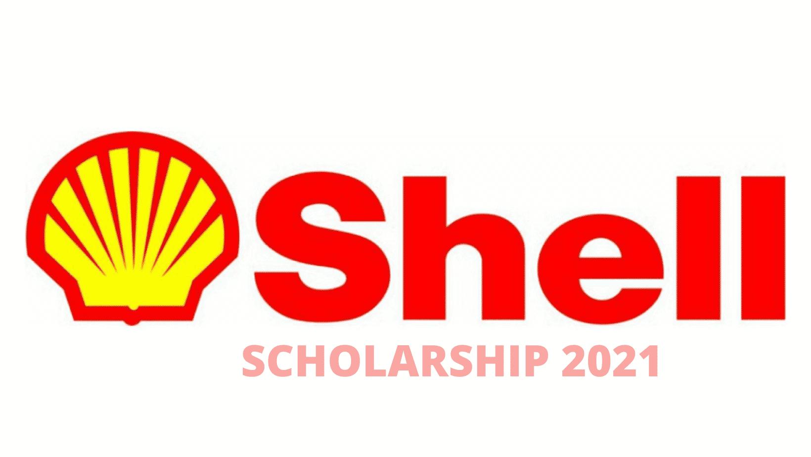 Shell Postgraduate Scholarship