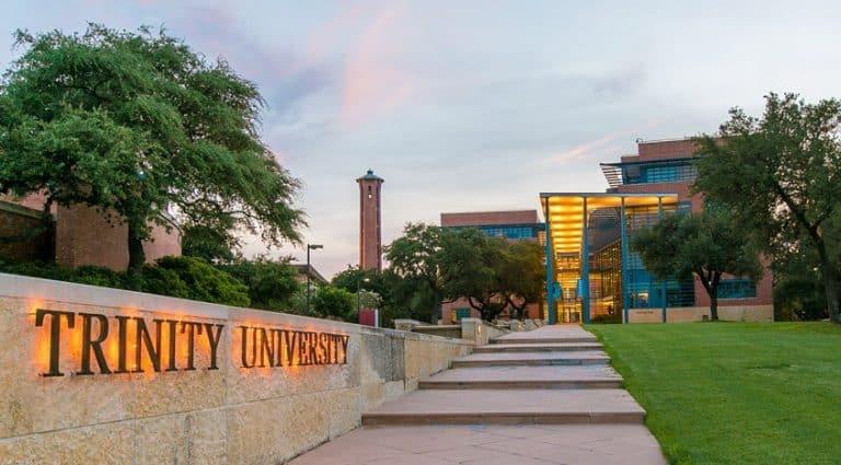 Trinity University School Fees