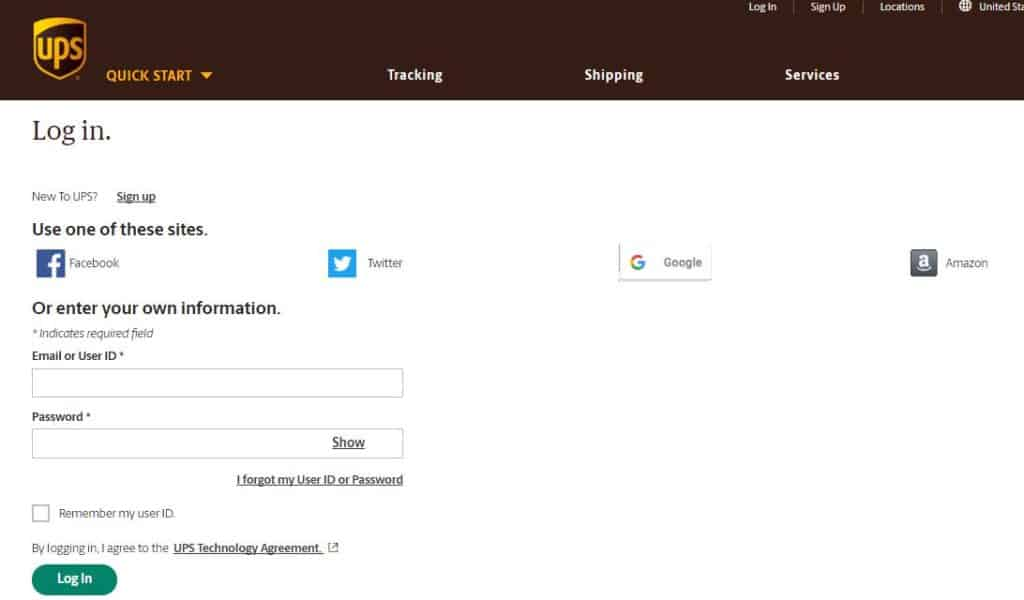 My UPSers Account Sign Up and Login Portal Guide 2021 Updates
