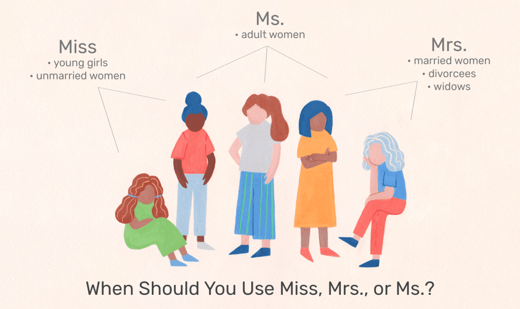 10 Differences Between Ms And Miss You Should Know