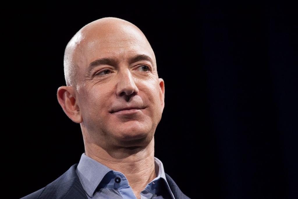 1. Jeff Bezos - VS.