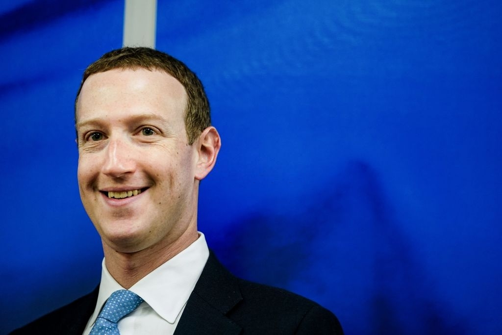 7. Mark Zuckerberg - USA