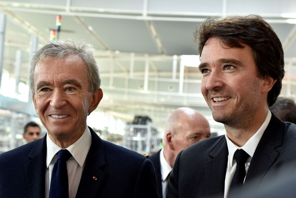 3. Bernard Arnault & Family - Frankrijk