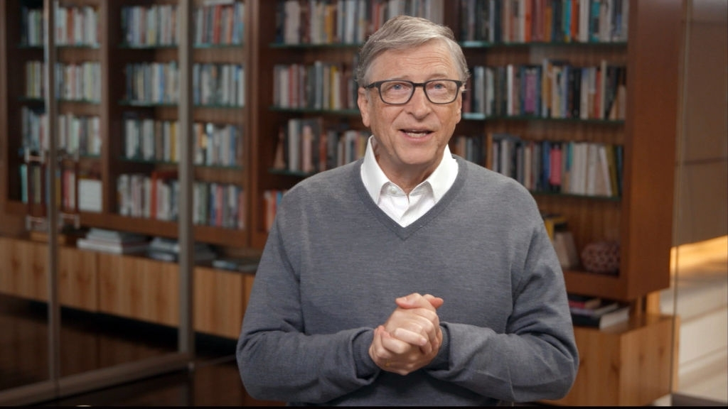 2. Bill Gates - USA