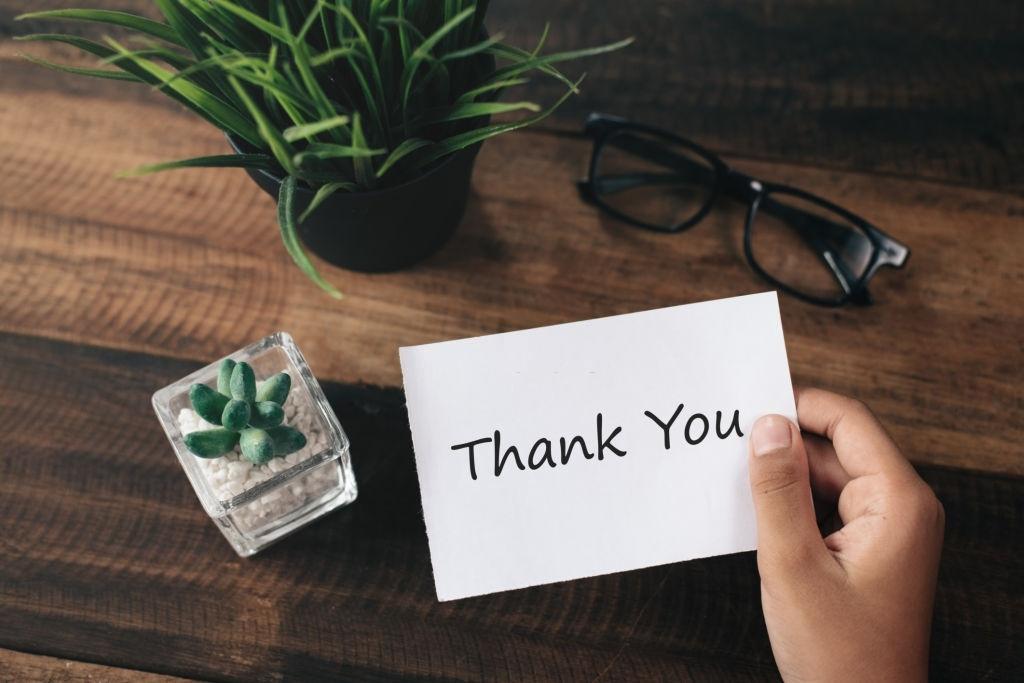 100 Thank You Messages and Appreciation Quotes For Friends