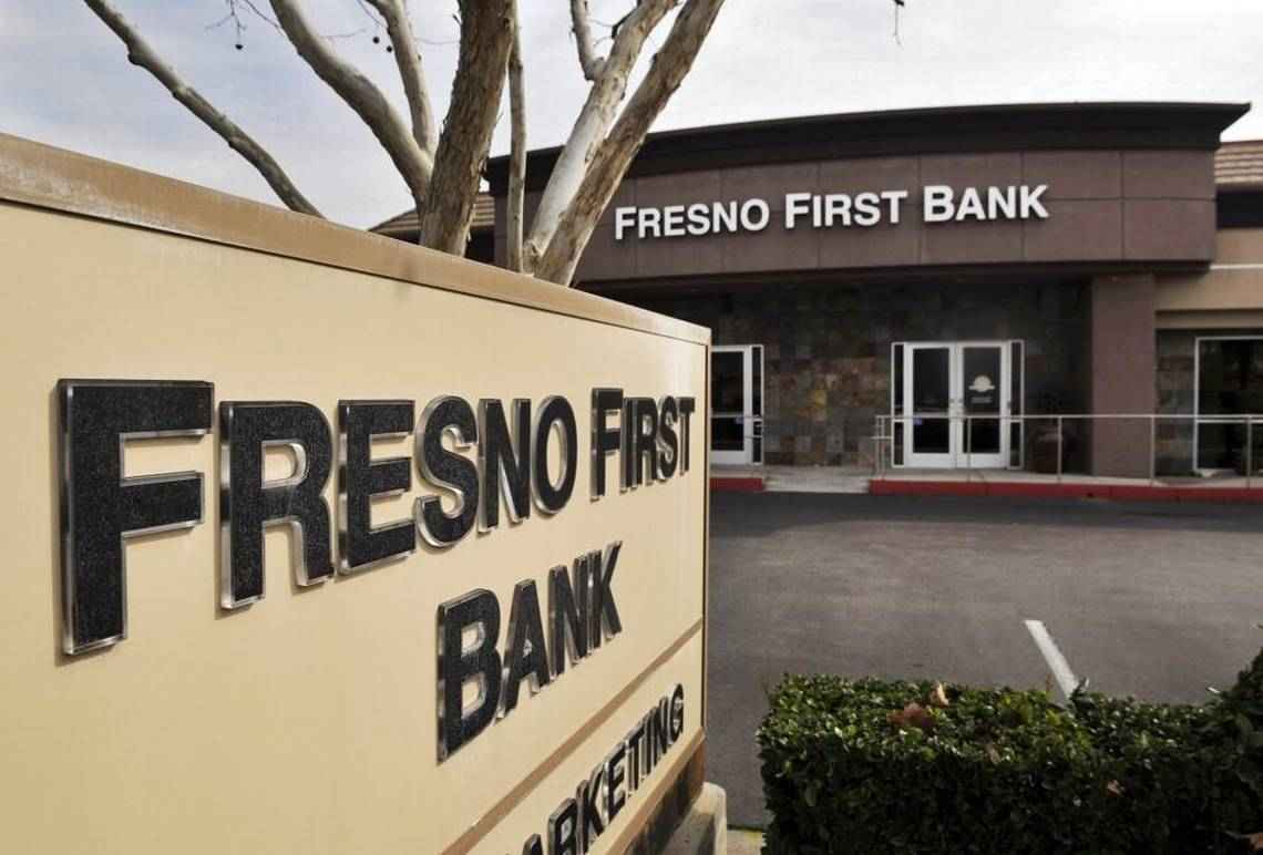 Fresno First Bank, Regular Checking and Online Banking