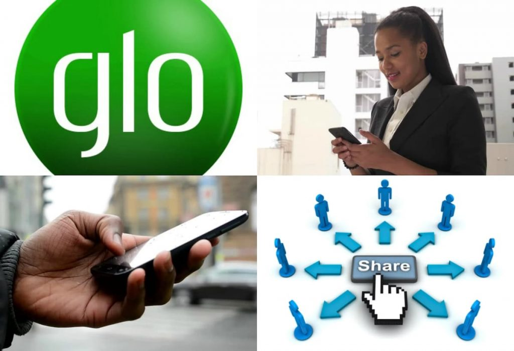 Share Data on Glo | How to Share Glo Data With Other