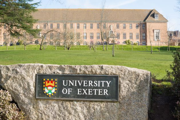 Undergraduate Global Excellence Scholarship at University of Exeter 2021