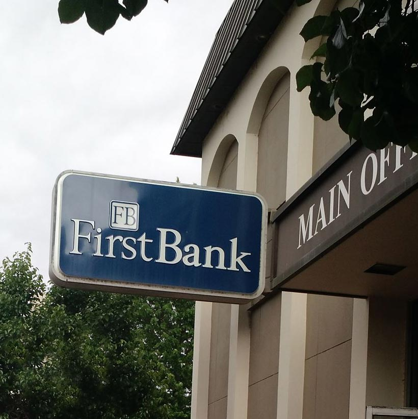 First Bank Troy Nc, Personal Banking and Business Loan