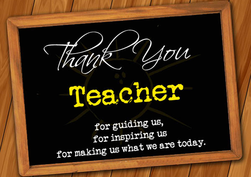 Thank You Teacher Messages 2020 from Students and Parents