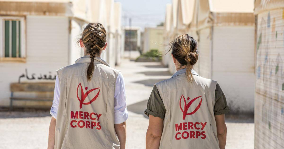 Mercy Corps Nigeria Recruitment for Human Resources Intern 2021