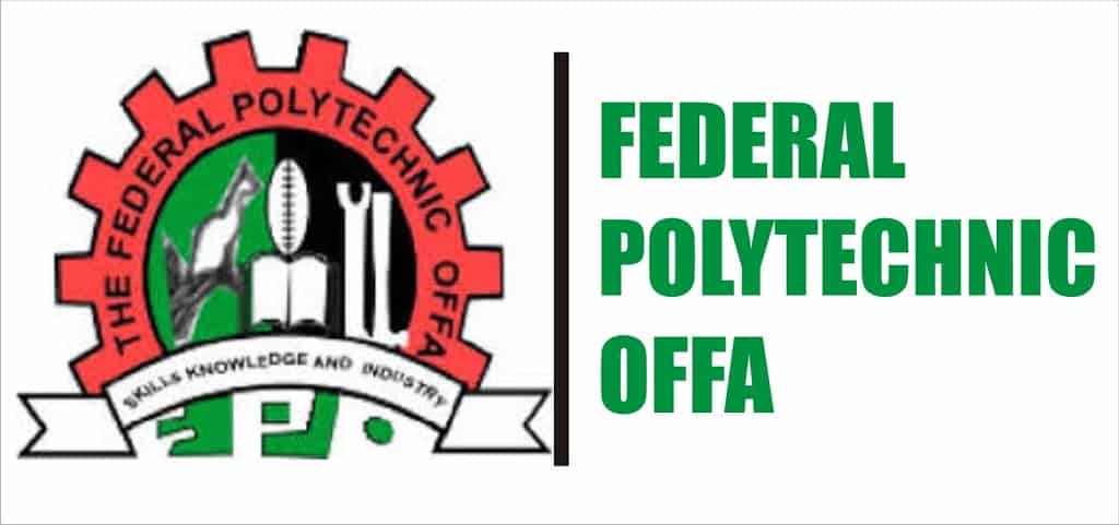 Federal Polytechnic Offa Portal www.portal.fpo.edu.ng 2020 Latest  Update