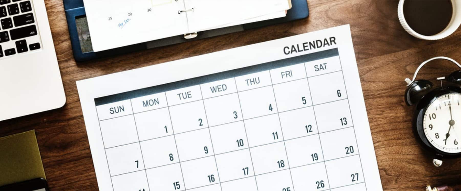 ACEONDO Revised Academic Calendar 2021