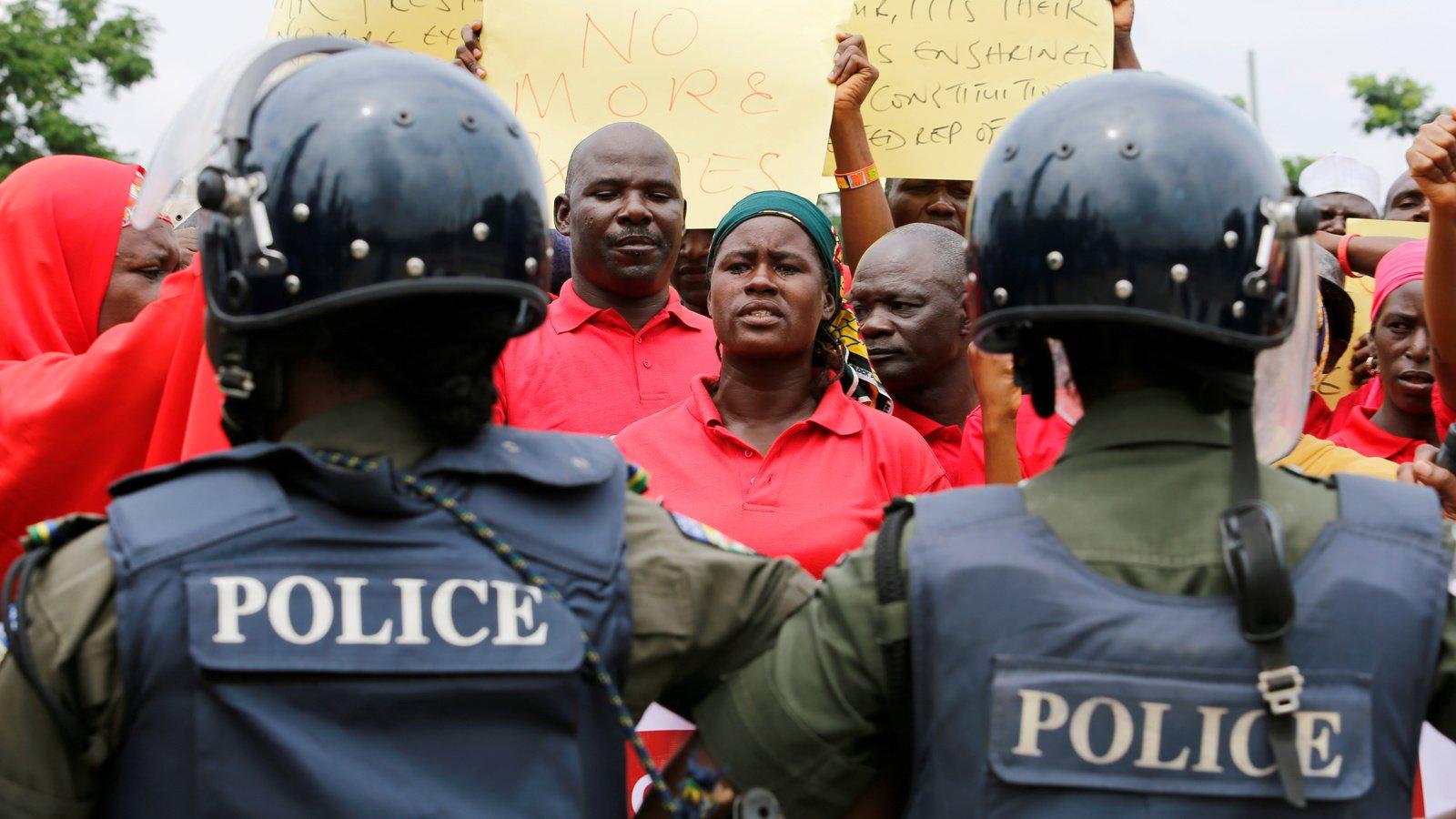 Nigerian Police Recruitment Update 2021 Application Jobs Updates