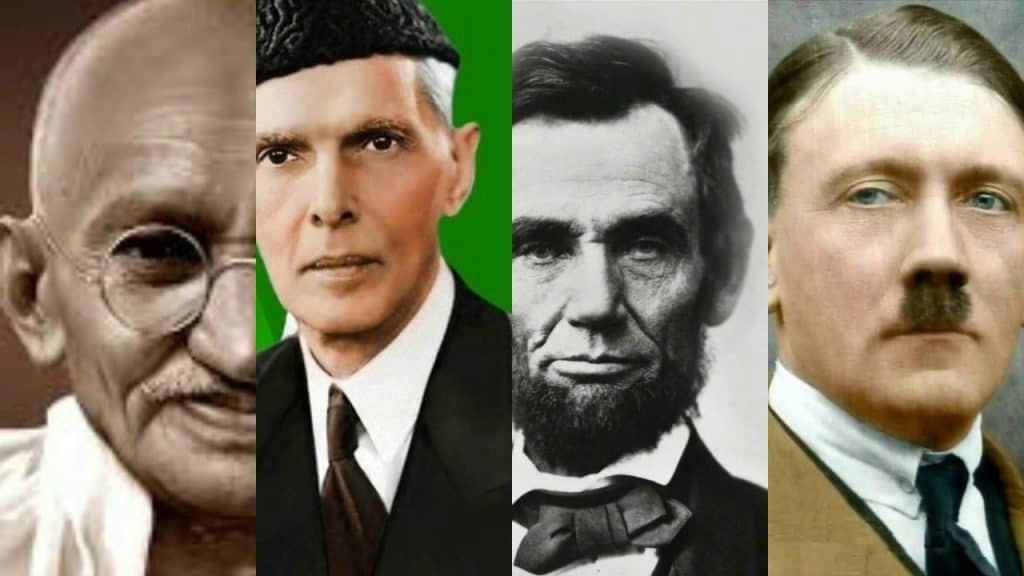 greatest leaders of all time