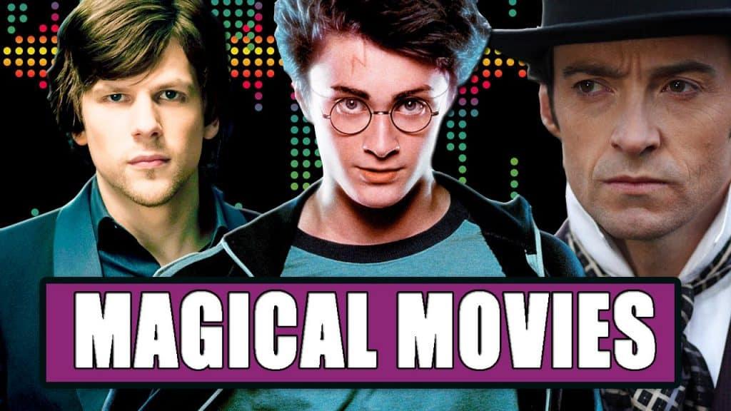 hollywood magic movies