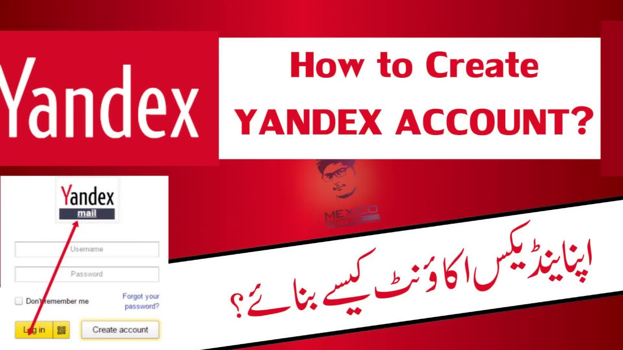How to Sign-Up for Yandex.Mail Account 2021 Updates