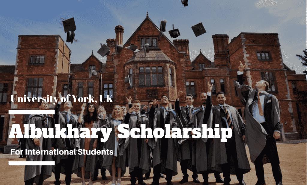 Albukhary University Scholarship