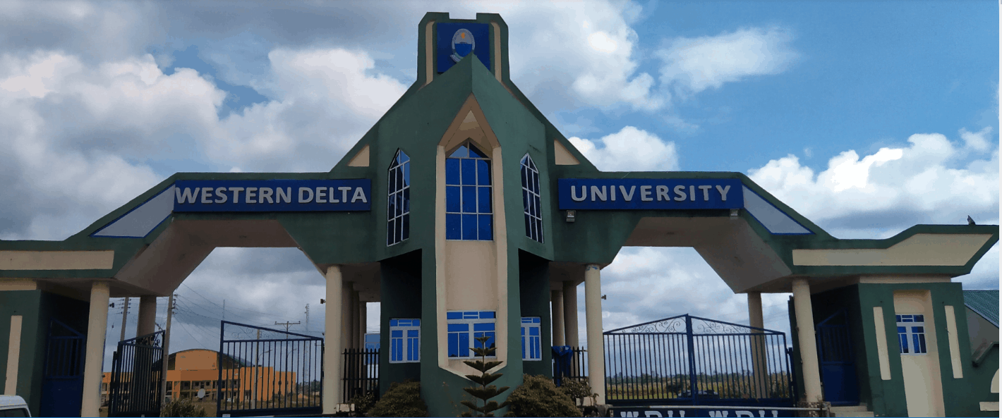 Western Delta University Cut Off Mark 2021/2022 Departmental Cut Off Point
