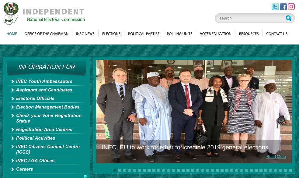 INEC Recruitment 2021/2022 Application Form Portal
