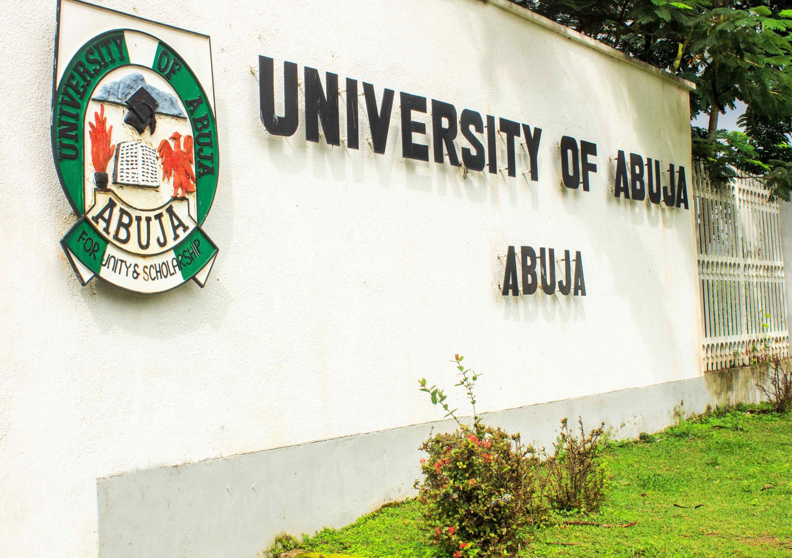 Uniabuja Portal 2021 www.portal.uniabuja.edu.ng See Latest Application Update