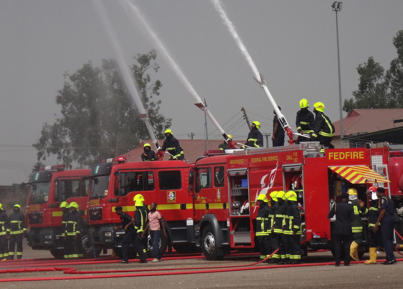 Federal Fire Service Recruitment for Fire Assistant II 2021