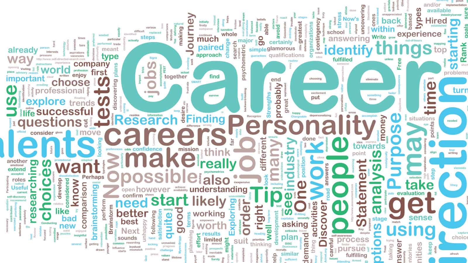 Top 6 Free Personality Test Websites to Help You Get the Best Jobs