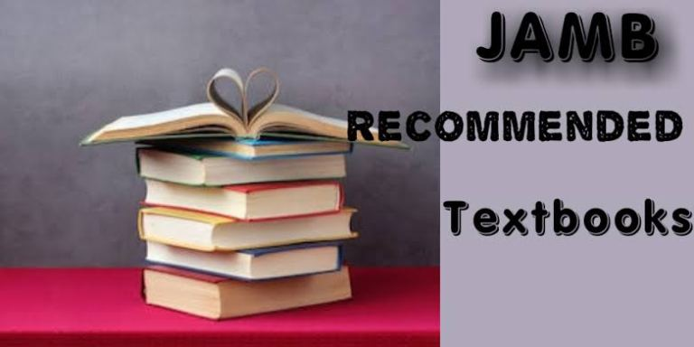 JAMB Recommended Textbooks 2021