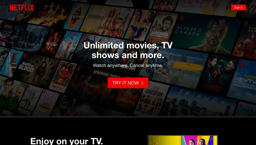 Free Netflix accounts logins