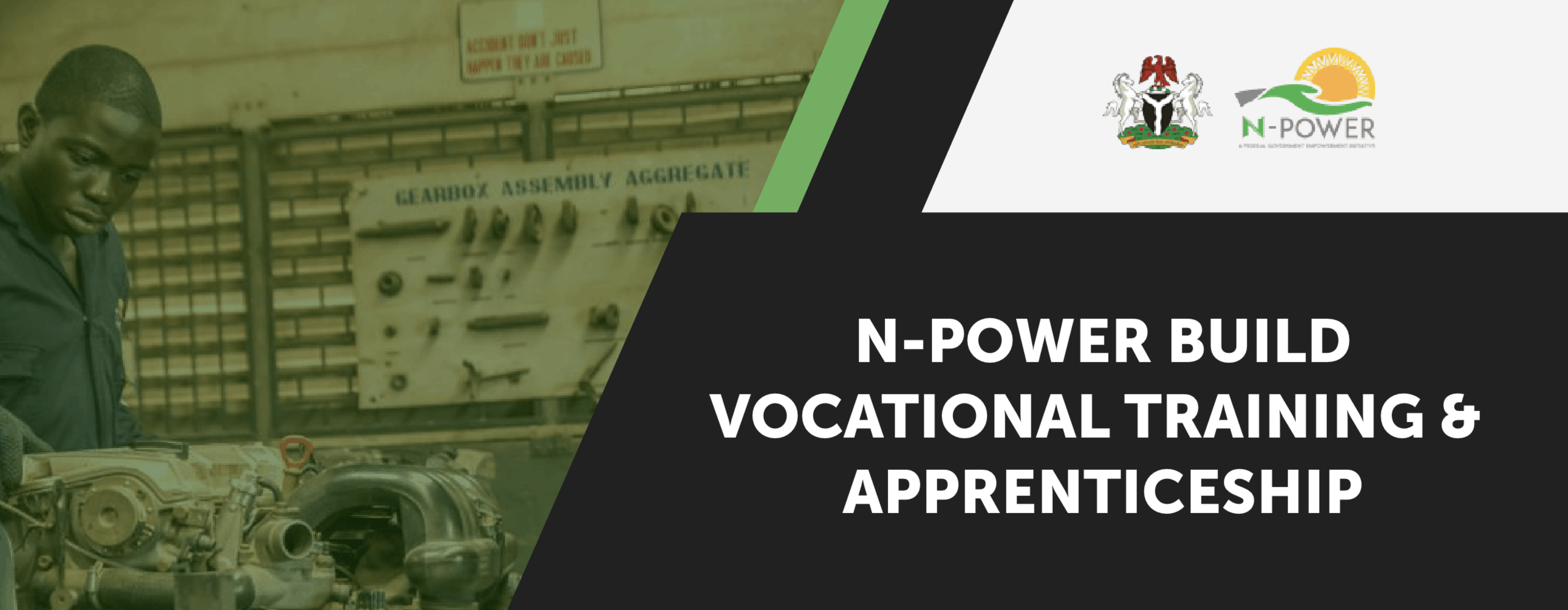Npower Portal www.npvn.npower.gov.ng2021 Caheck Application Update