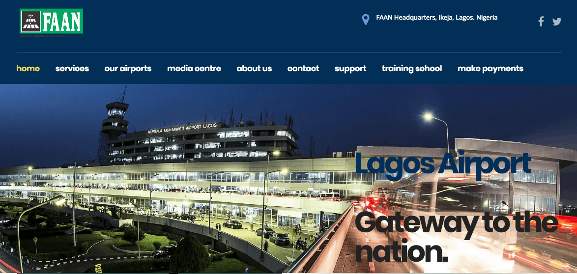Federal Airport Authority of Nigeria Recruitment 2021/2022 Application Process