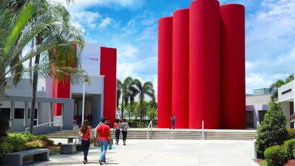 Universidad Ana G Mendez