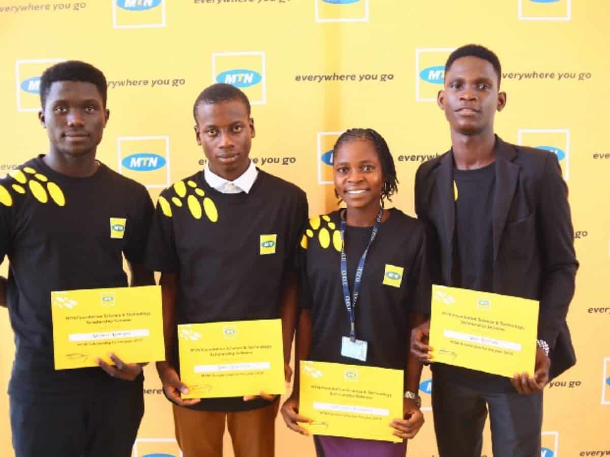 MTN Scholarship Scheme 2021 for All Nigerian Students