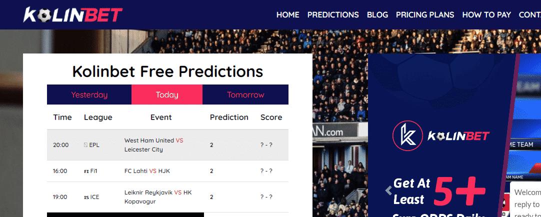 surest prediction site