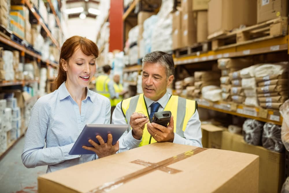Warehouse Management Systems (WMS)