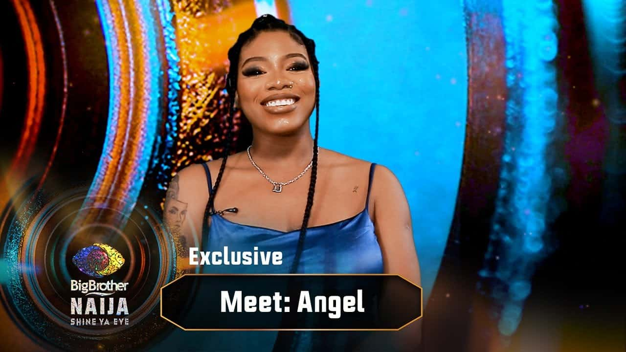 Angel Big Brother Naija
