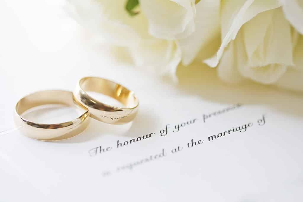 2021 Marriage Invitation Message