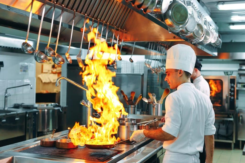 LINE COOK-Part-Time Jobs for Students