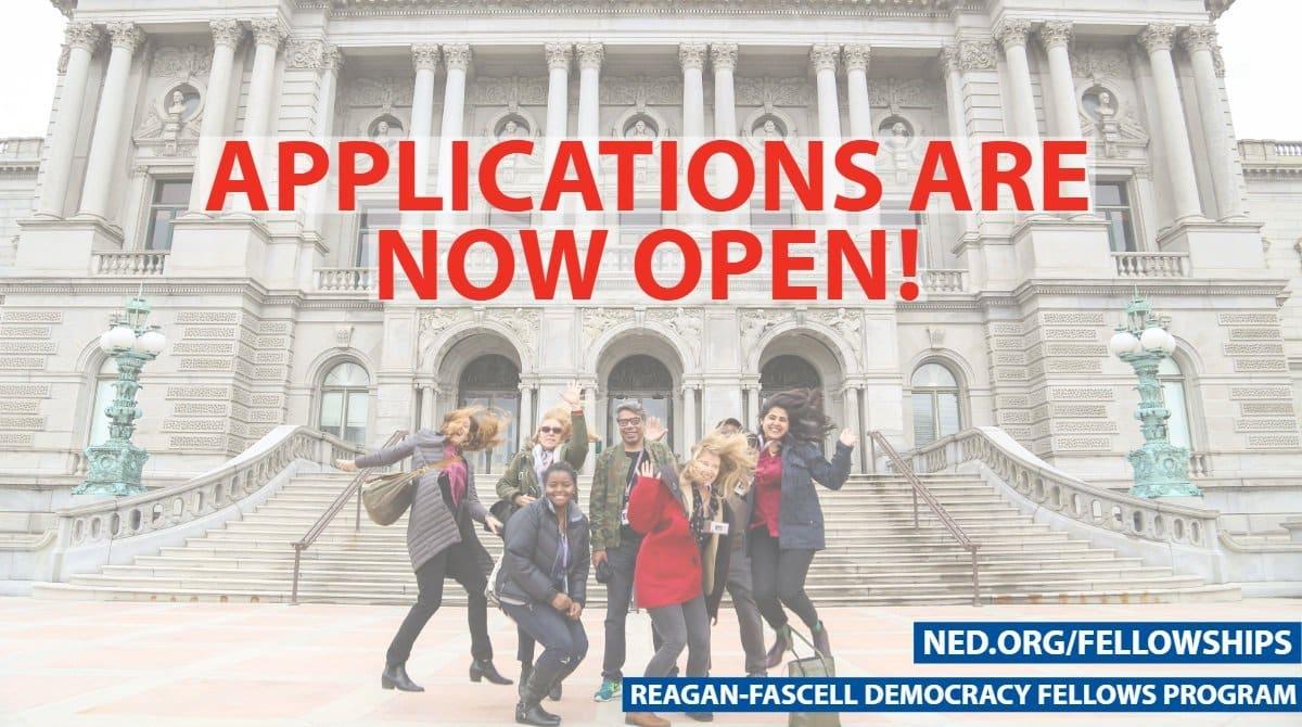Reagan-Fascell Fellows Program