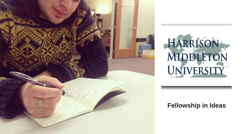The HMU Fellowship in Ideas