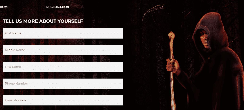 Gulder Ultimate Search Registration Criteria's