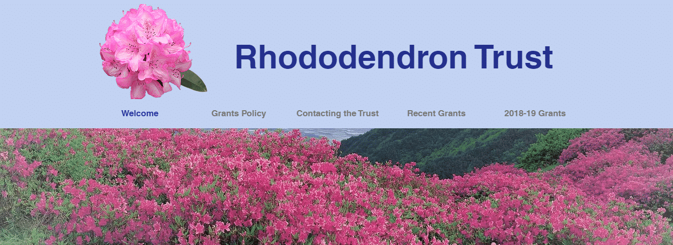 The Rhododendron Trust- International Funding for Projects in Africa