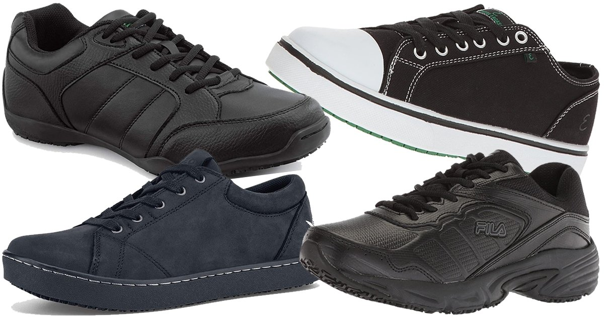 Most Comfortable Non-Slip Shoes for Healthy Feets See Latest Samples