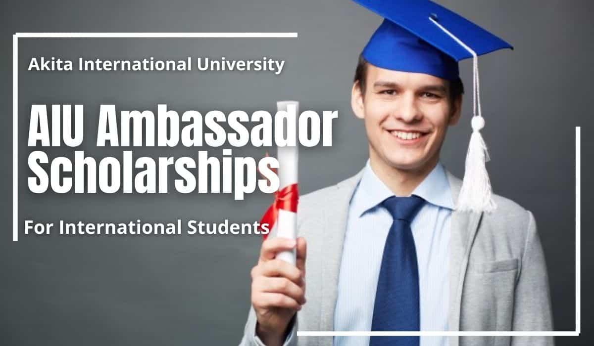AIU Ambassador Scholarship
