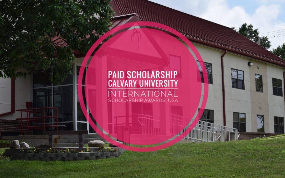 International Scholarship Awards